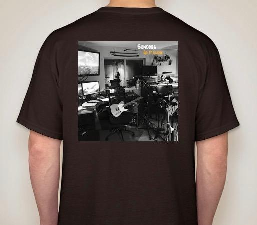 Sundogs T-Shirt back