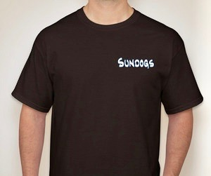 Sundogs T-Shirt front