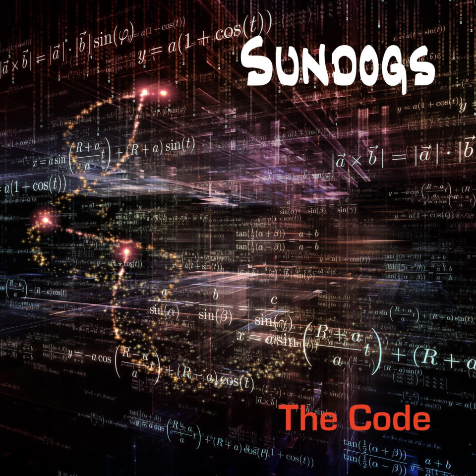 Sundogs – The Code – Album cover photo 1
